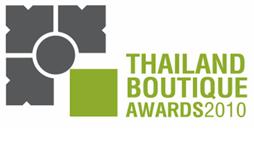 Thailand Boutique Awards 2010