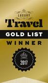 Luxury Travel Gold List awards