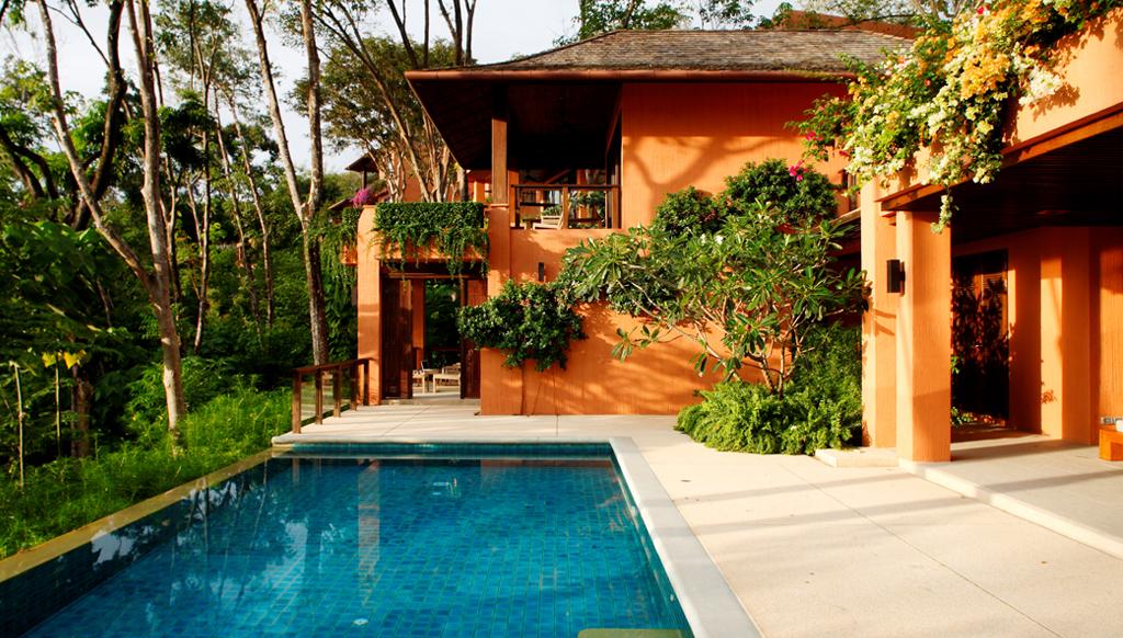 24 Three Bedroom Residence Villa Garden View