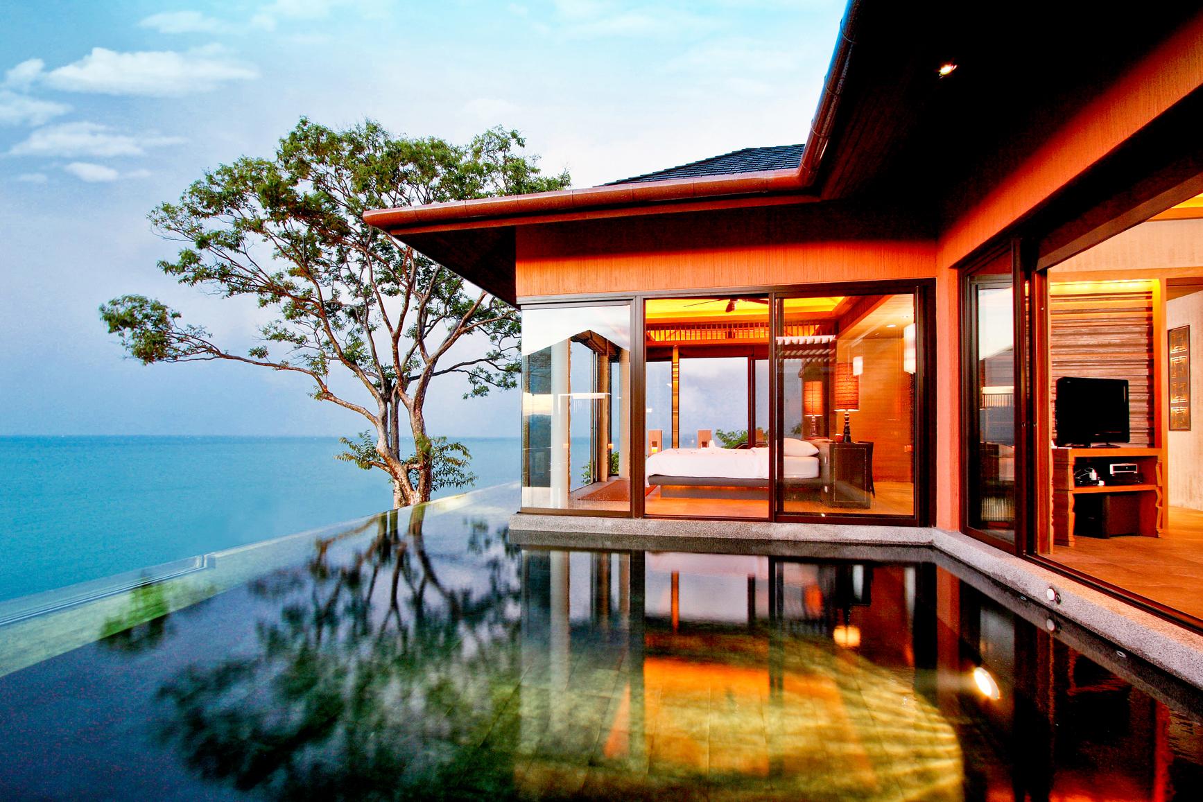 18 One Bedroom Luxury Pool Villa Ocean