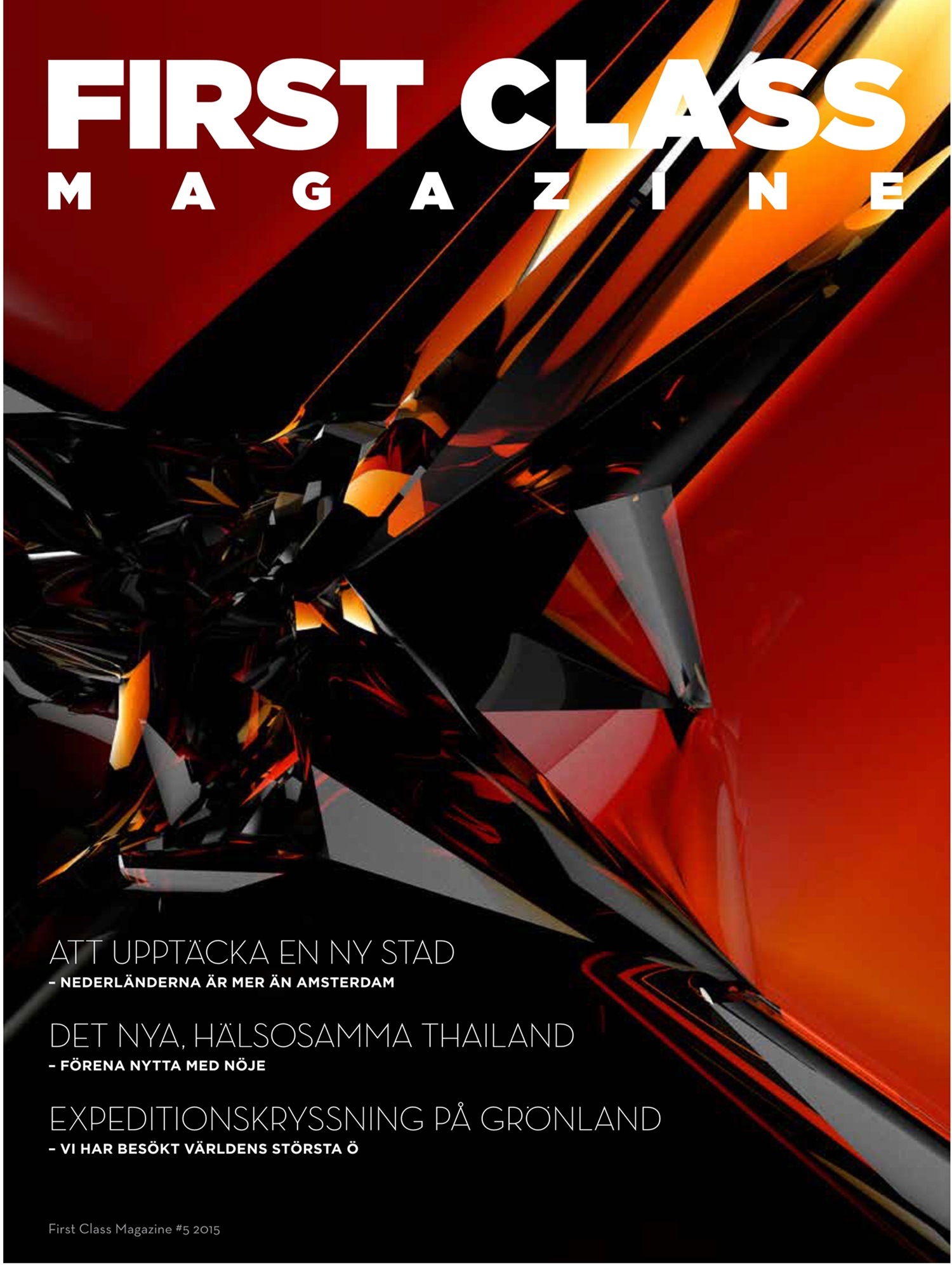 first class magazine sweden