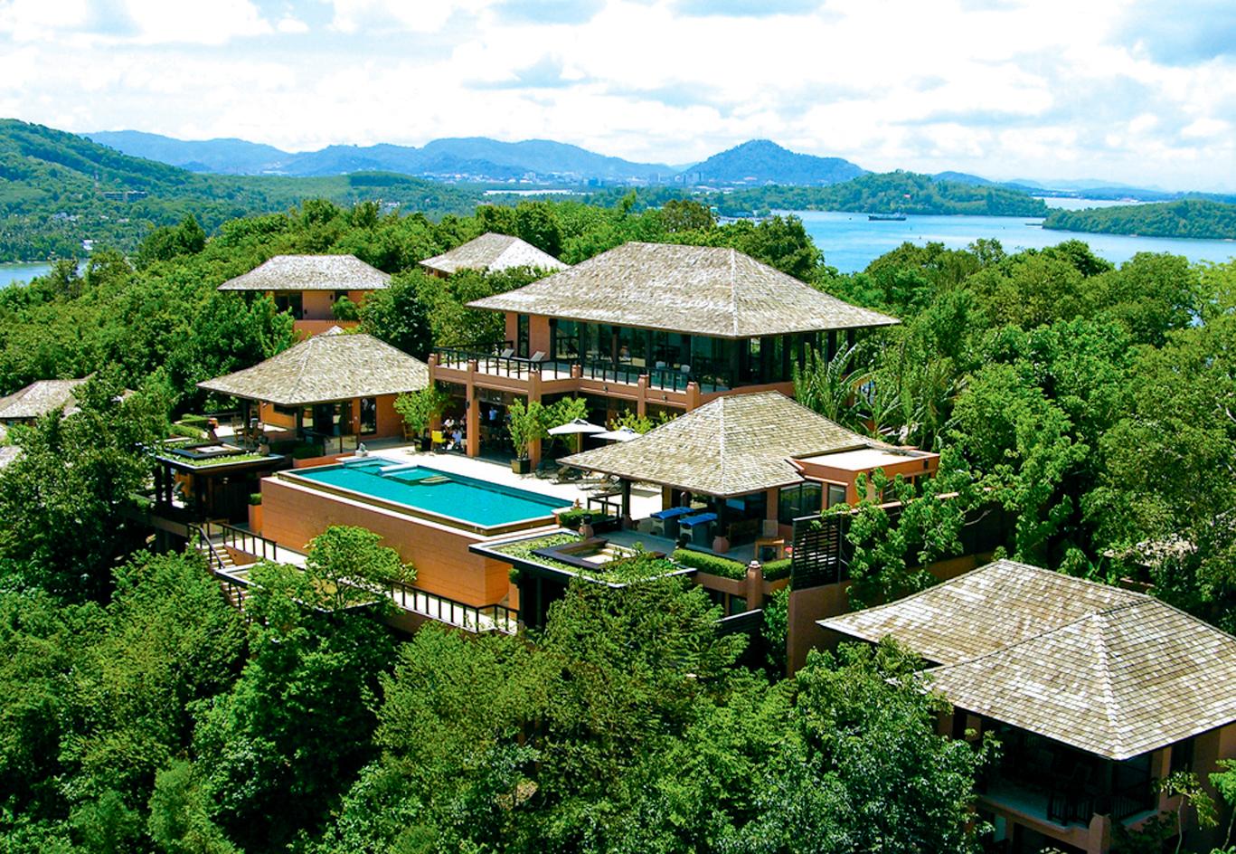 25 Five Bedroom Residence Villa