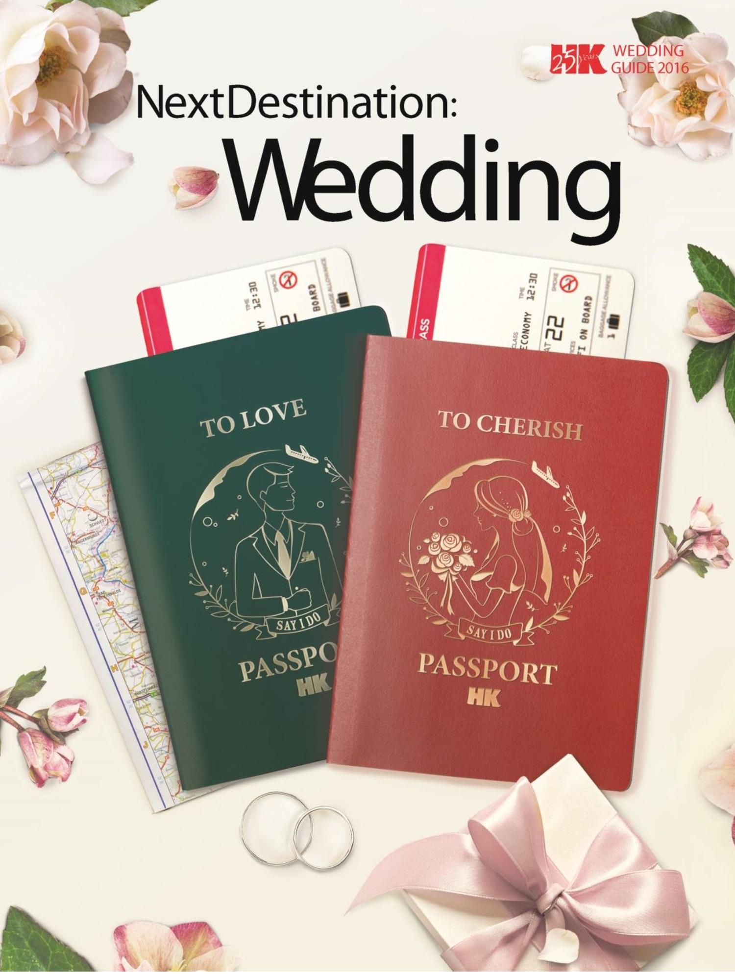 HK Wedding Guide