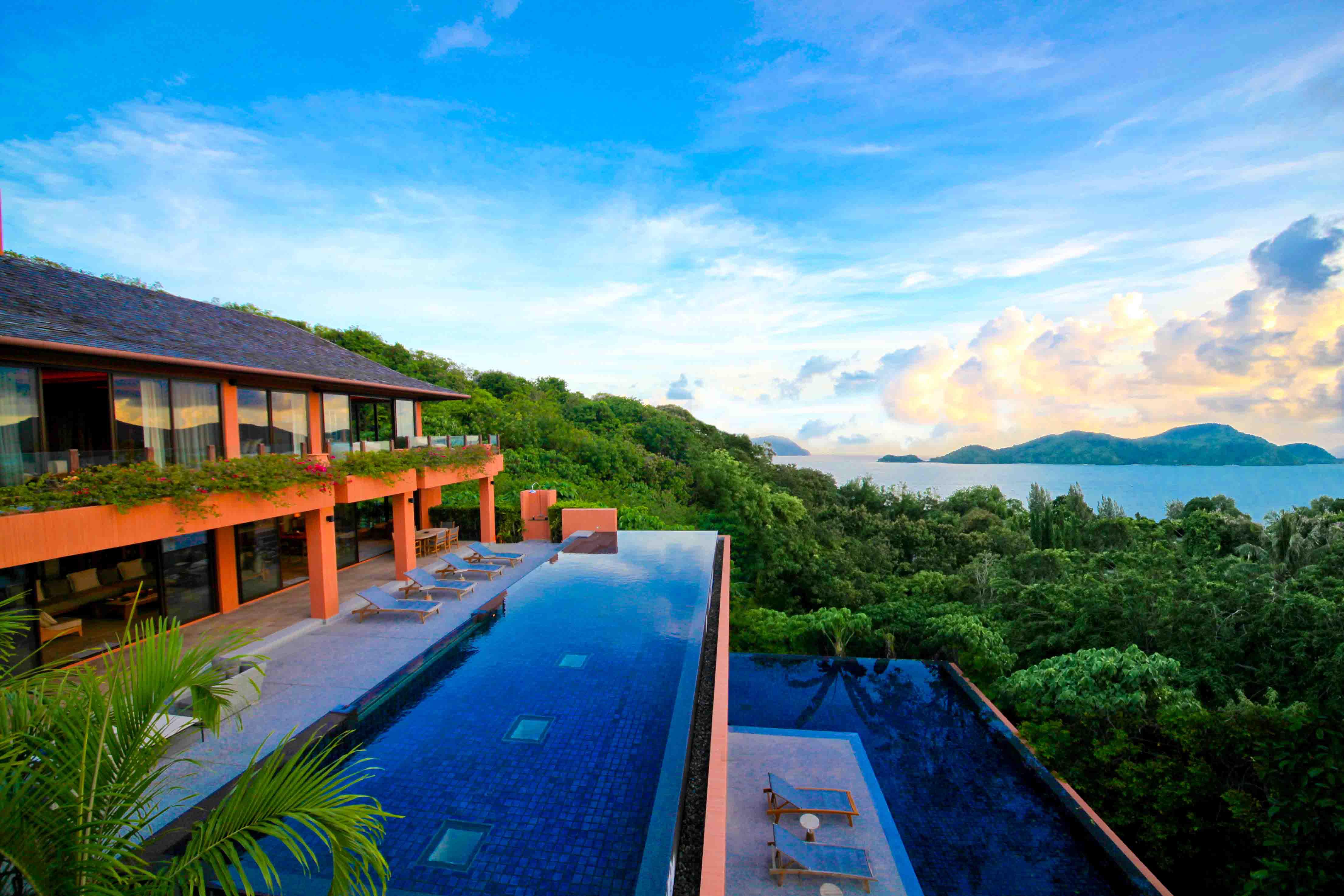 24 Four Bedroom Residence Villa